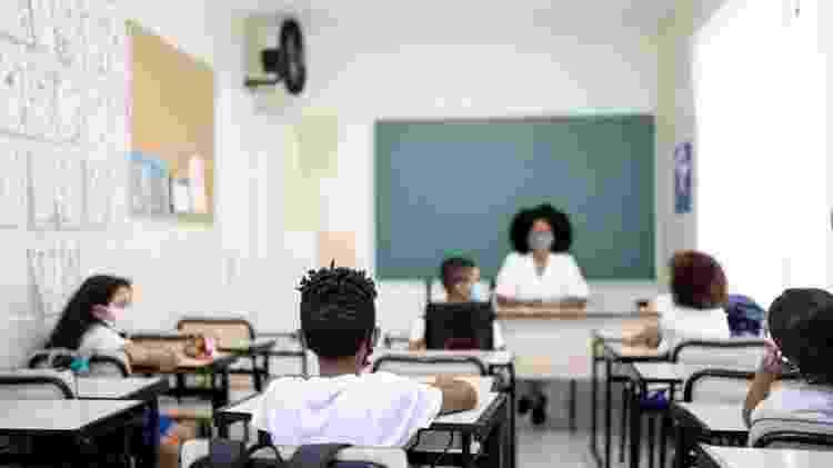 sala de aula - Getty Images - Getty Images
