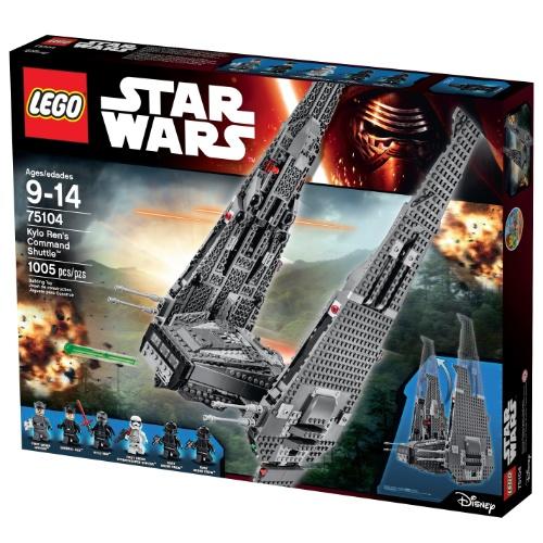 Lançamento de produtos licenciados do filme Star Wars: O Despertar da Força