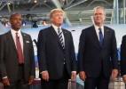 """Após campanha fantasiosa, eleitores nos EUA descobrirão que não existe """"fada do dente"""" - Sandy Huffaker/Getty Images/AFP"""