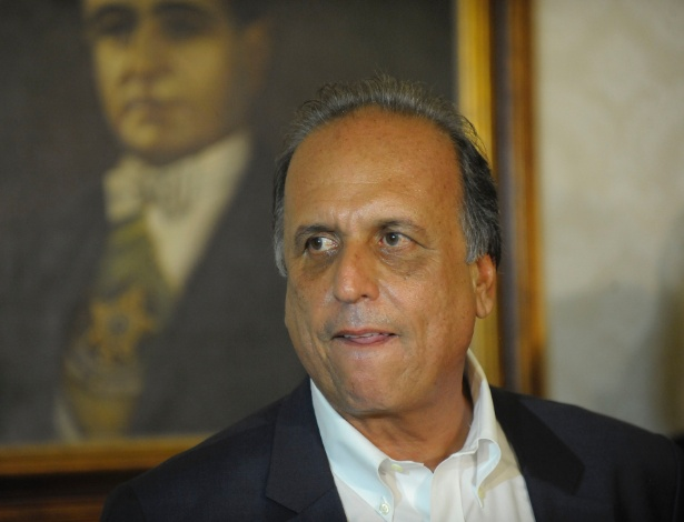 O governador do Rio de Janeiro, Luiz Fernando Pezão (PMDB)