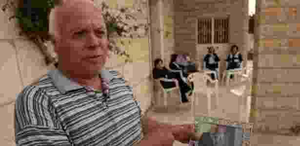 Primo do vice esteve no Brasil em 1997 - Mohamad Chreyteh/BBC - Mohamad Chreyteh/BBC