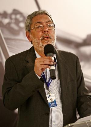 Ricardo Melo, presidente da EBC - Juca Varella/Agência Brasil