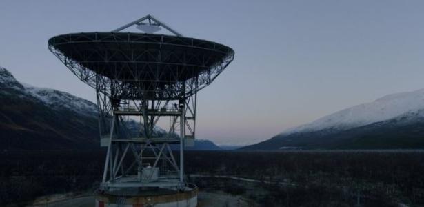 A mensagem foi enviada de uma antena que fica na Noruega - Meti