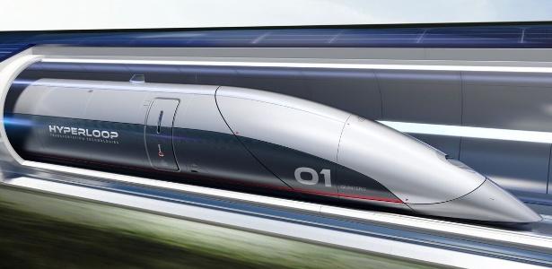 HyperloopTT fechou acordo com governo ucraniano