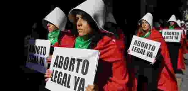 A Argentina, por pouco, não se tornou uma opção a mais para mulheres que buscam fazer aborto legal fora do país - Eitan Abramovich