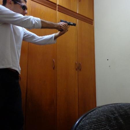 O atirador que matou cinco pessoas em Campinas, Euler Grandolpho, planejava o crime desde 2008 - Divulgação/Polícia Civil