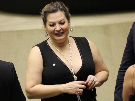Ala Bolsonarista Do Psl Pede Que Pgr Investigue Joice Hasselman 06 06 2020 Uol Noticias