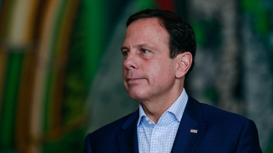 João Doria, governador de São Paulo (PSDB) - Rodrigo Paiva/Getty Images