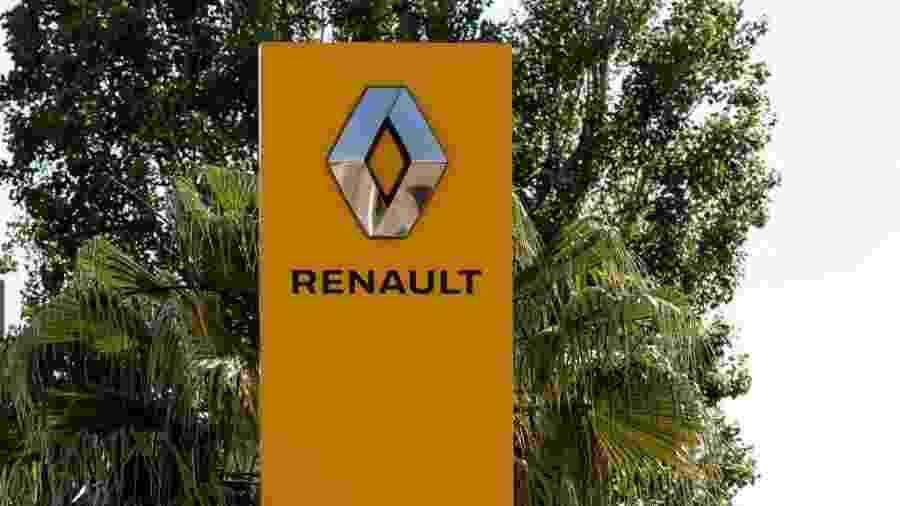 A montadora francesa Renault planeja cortar cerca de 15.000 empregos em todo o mundo - Denis Thaust/SOPA Images/LightRocket via Getty Images