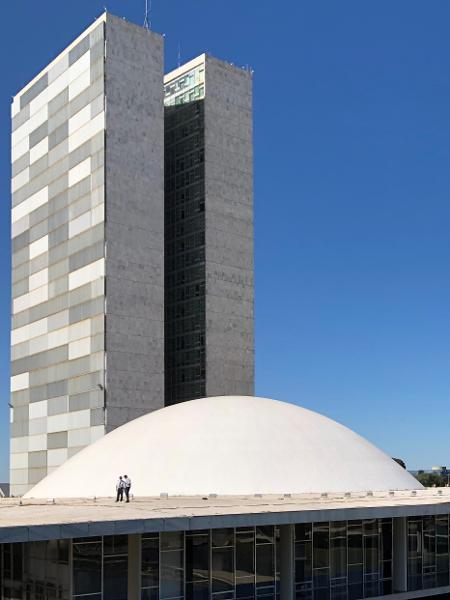 O Palácio do Congresso Nacional, em Brasília - Luciana Amaral/UOL