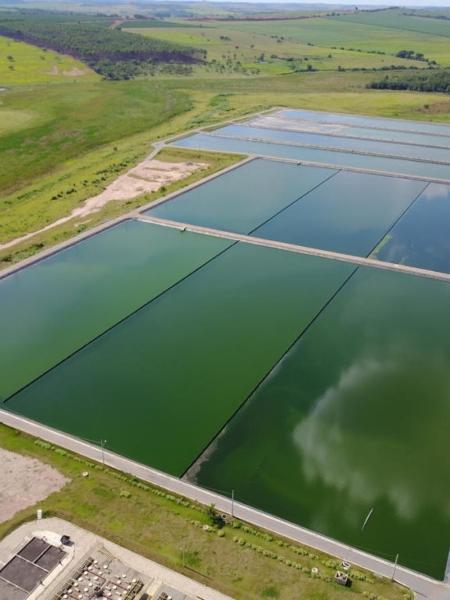 Lagoa da Prata (MG) é único município no caminho do rio a ter todo o esgoto processado - Divulgação