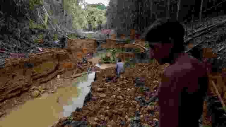 Governo de Jair Bolsonaro vem sendo criticado internacionalmente por desmatamento na Amazônia - Reuters - Reuters