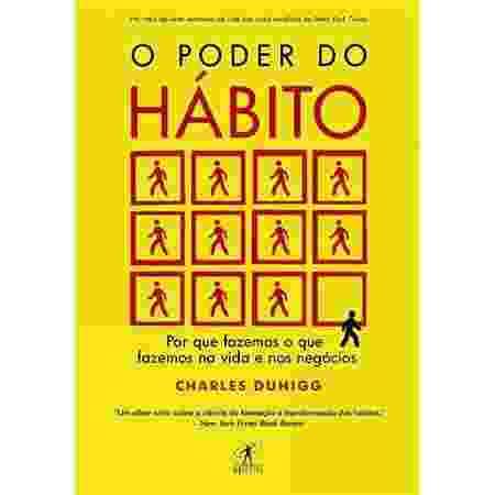 O Poder do Hábito - Charles Duhigg - Divulgação - Divulgação