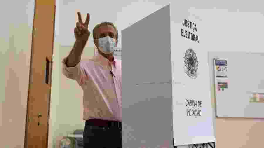 Andrea Matarazzo (foto) foi candidato do PSD no 1º turno; partido agora apoia Covas - VALÉRIA GONÇALVEZ/ESTADÃO CONTEÚDO