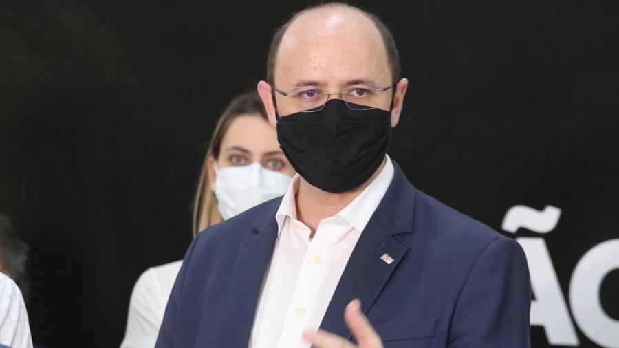 Rossieli Soares defendeu a volta às aulas em São Paulo - Divulgação/Governo do Estado de São Paulo