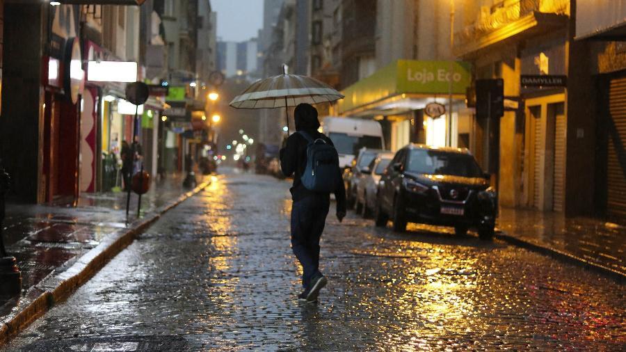 Ciclone deve trazer possibilidade de chuva para estado gaúcho - MIGUEL NORONHA/AGÊNCIA F8/ESTADÃO CONTEÚDO