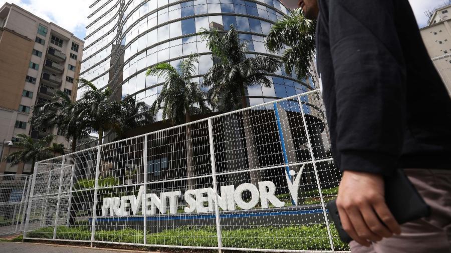 23.set.2021 - Vista da sede da Prevent Senior na cidade de São Paulo (SP) - Renato Cerqueira/Estadão Conteúdo