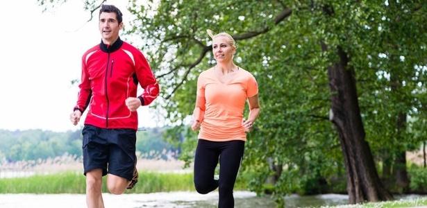 Costuma correr? É possível que seus amigos também desenvolvam este hábito