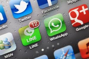 Conhece o maior concorrente do WhatsApp? Line tem muito mais recursos (Foto: Getty Images)
