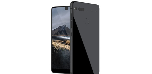 Essential Phone, celular lançado por Andy Rubin, criador do Android
