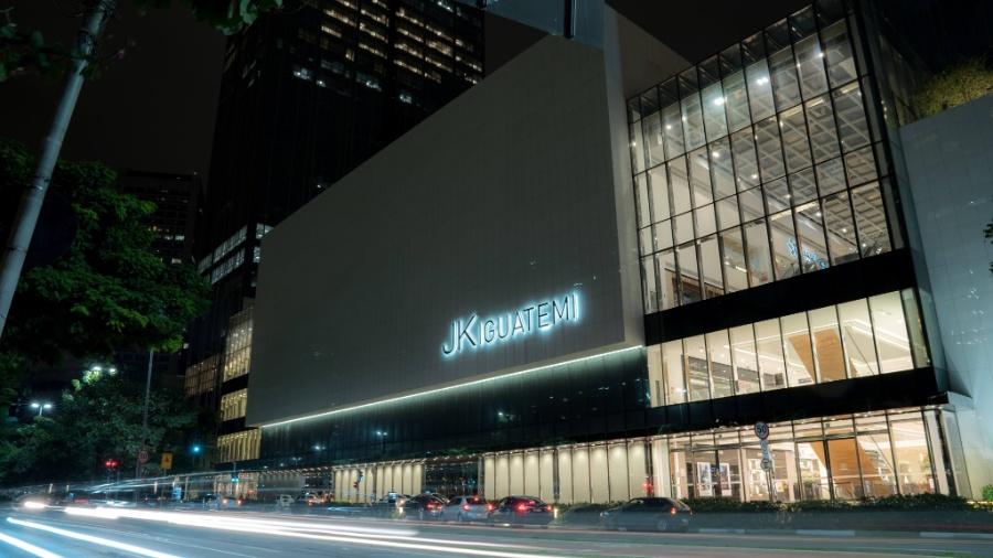 Shopping JK Iguatemi é parte do Complexo JK, localizado no Itaim Bibi, área nobre de São Paulo  - Iuri Barcelos/Agência Pública