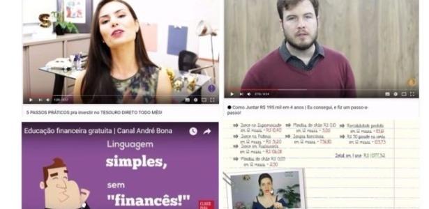 Canais de finanças pessoais ocupam nicho pequeno, porém crescente no YouTube