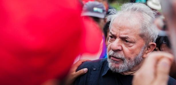 Pela manhã, Lula visitou a cidade de São Miguel das Missões