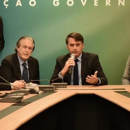 Bancada do PSL se reúne com o presidente eleito, Jair Bolsonaro, no CCBB, em Brasília - Divulgação -12.dez.2018/Governo de Transição