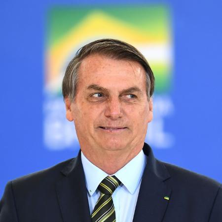 O presidente Jair Bolsonaro - Evaristp Sá - 9.dez.19/AFP