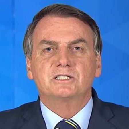 Bolsonaro defendeu fim de medidas de isolamento - Reprodução/Palácio Do Planalto