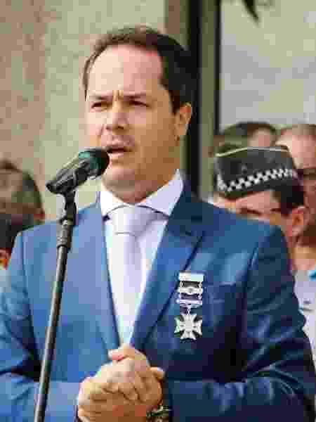 O prefeito de Atibaia, Saulo Pedroso - Arquivo/Prefeitura de Atibaia