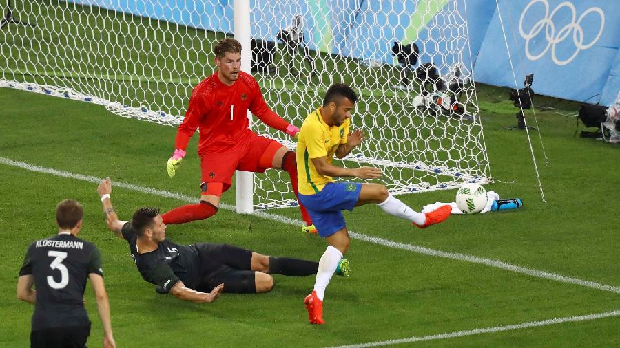 Brasil e Alemanha decidiram o ouro nos Jogos do Rio de Janeiro - Leonhard Foeger