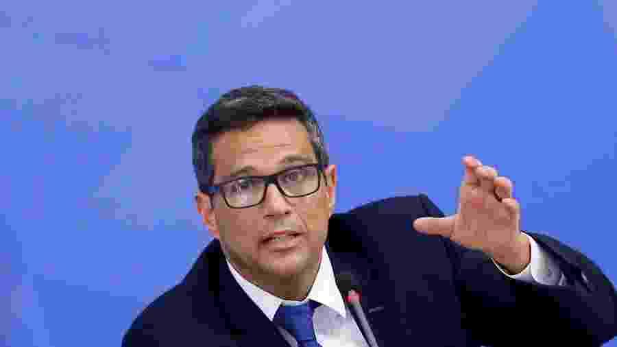 Presidente do Banco Central, Roberto Campos Neto -