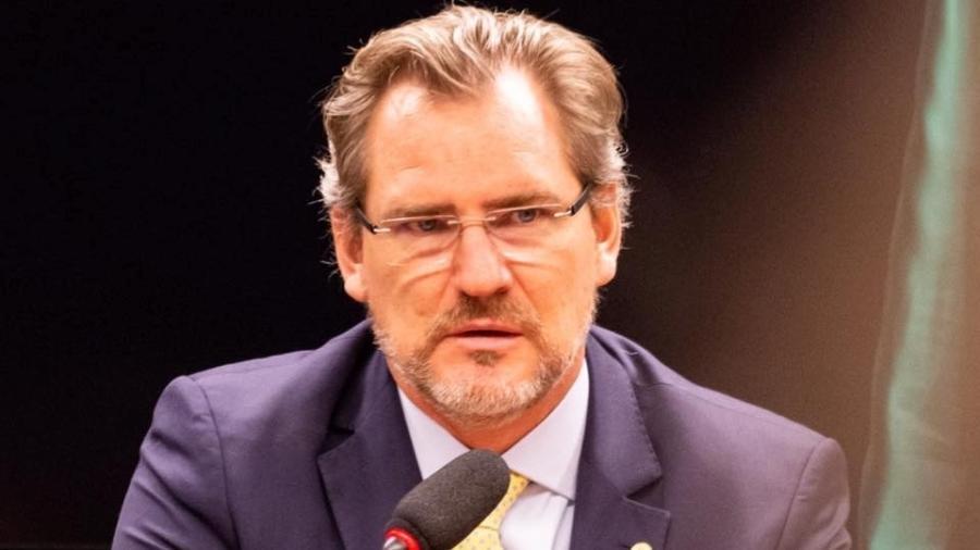 Alexis Fonteyne, deputado federal do Novo e presidente da Frente Parlamentar pelo Brasil Competitivo - Reprodução/Facebook