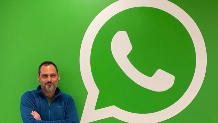 Pablo Bello, diretor de políticas pública do WhatsApp para América Latina - Divulgação/WhatsApp