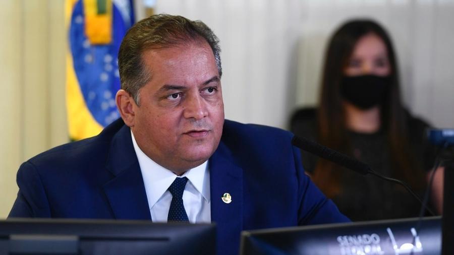 Eduardo Gomes (MDB) diz acreditar na aprovação da LDO até o fim do ano - Marcos Oliveira/Agência Senado