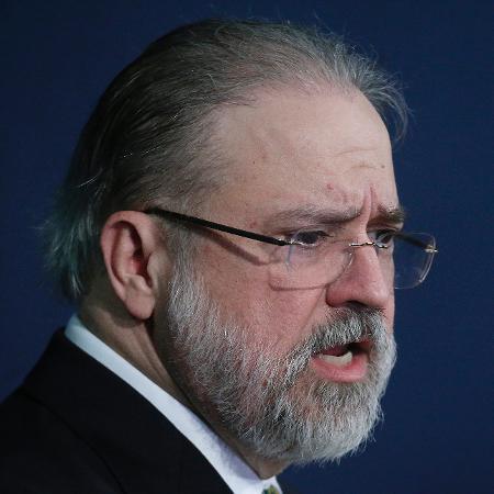 """Arquivo - O procurador-geral da República, Augusto Aras, sobre lobby: """"Não pode ser criminalizado"""" - Dida Sampaio/Estadão Conteúdo"""