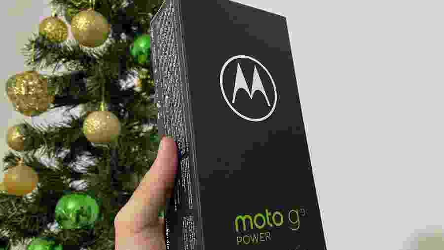 Motorola Moto G9 Power - Lucas Carvalho/Tilt