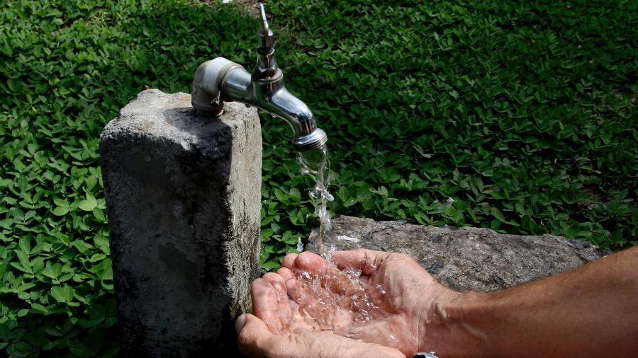 Situação similar já havia ocorrido no início do ano passado, quando mudanças foram atribuídas à proliferação de algas e cianobactérias que liberam a substância geosmina - iStock