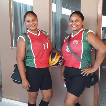 Gêmeas Alessandra e Patrícia morreram aos 42 anos, em Macapá - Arquivo Pessoal - Arquivo Pessoal