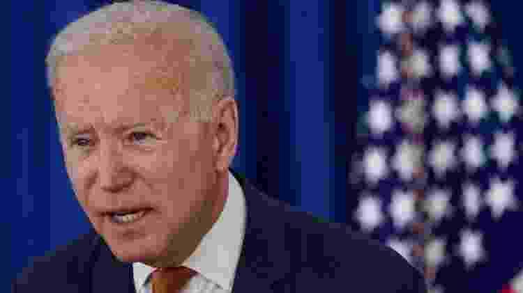 'Estados Unidos devem manter sua posição como a nação mais inovadora e produtiva', defendeu Joe Biden - Reuters - Reuters