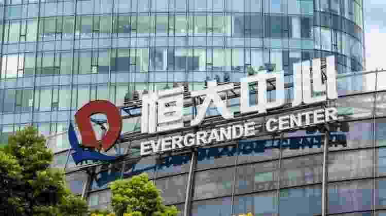 Com um passivo total de US$ 304 bilhões, a Evergrande é uma das empresas mais endividadas do mundo - Getty Images - Getty Images