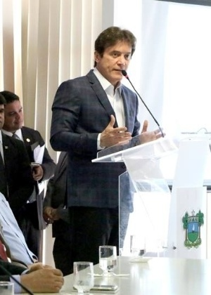 Robinson Faria (PSD), governador do Rio Grande do Norte