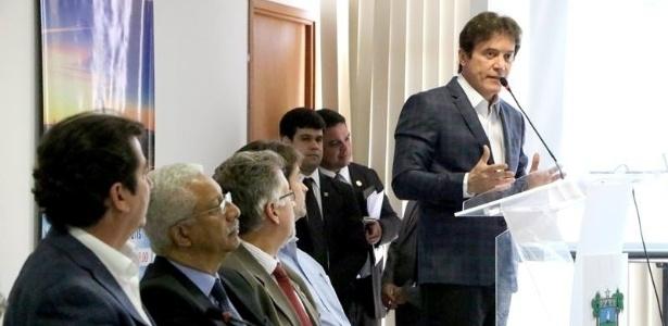 Robinson Faria (PSD), governador do RN, diz que Estado está vulnerável