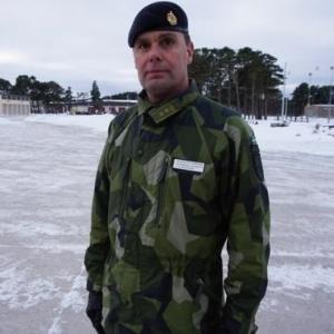 Tenente-coronel Stefan Pettersson