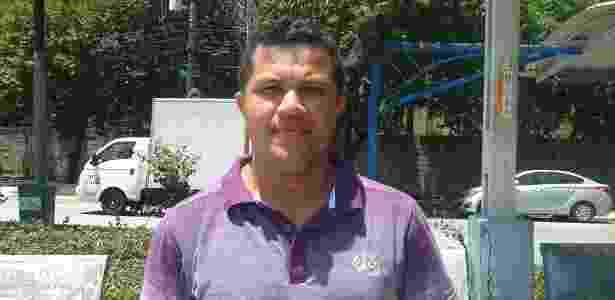 """""""Todo mundo é pedestre"""", afirma o taxista Barnabé de Lima  - Wellington Ramalhoso/UOL - Wellington Ramalhoso/UOL"""