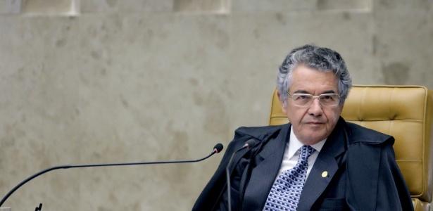 Marco Aurélio (foto) disse que os recursos dos inquéritos de Aécio vão a plenário