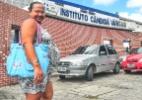 Mães percorrem dezenas de quilômetros e ficam no corredor para dar à luz (Foto: Assuero Lima/UOL)