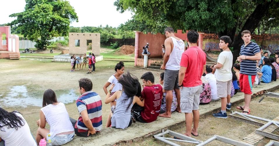 Das 167 mortes registradas em Eusébio (CE) entre 2012 e 2015, 67% eram jovens de 15 a 29 anos
