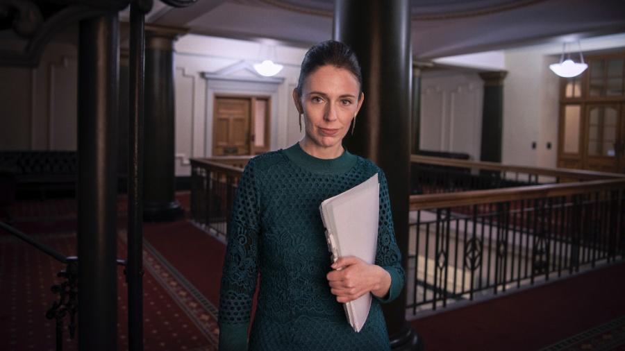 Jacinda Ardern, primeira-ministra da Nova Zelândia: sem menosprezar gravidade da pandemia, país tem um dos menores índices de letalidade - Matthew Abbott/The New York Times